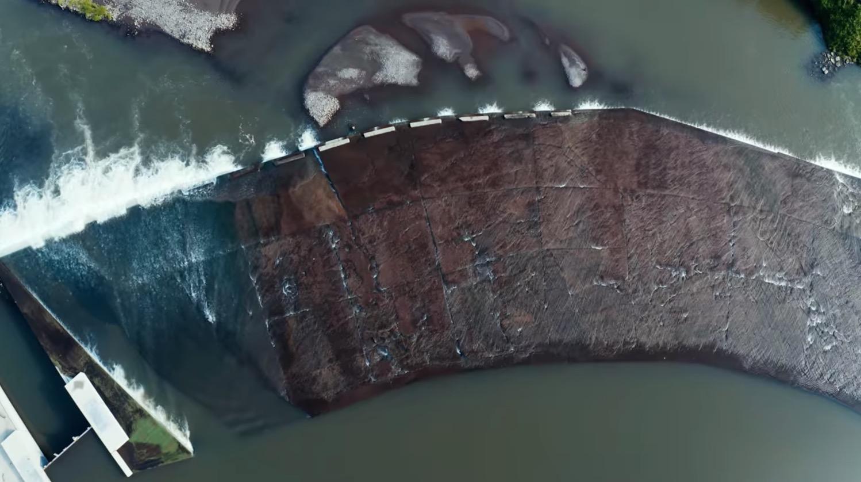 渡鹿堰を見てきたよ。土木の神様加藤清正が築造した白川水系最大規模の堰に刮目せよ!!