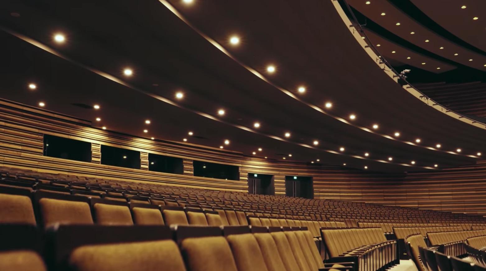 熊本城ホールに行ってきたよ。イベントから会議まで!色々行えるイベントホールばい!!