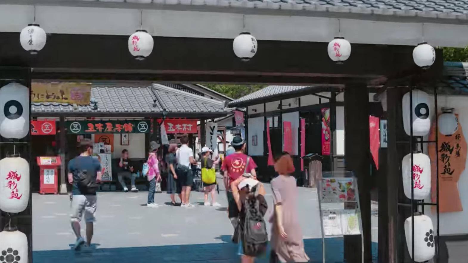熊本城の歴史を体験したり、熊本の食文化