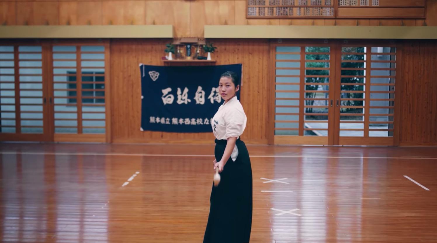 薙刀(熊本西高校)について調べたよ。百錬自得の精神で頑張っている高校生達ば応援せなん!