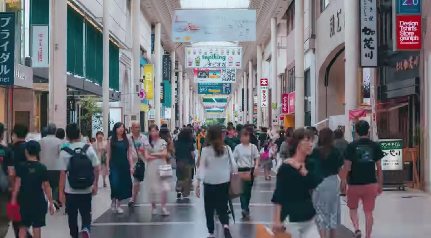 上通に行ってきたよ。熊本の文教発祥の地で歴史と文化の街に行かなんたい!!