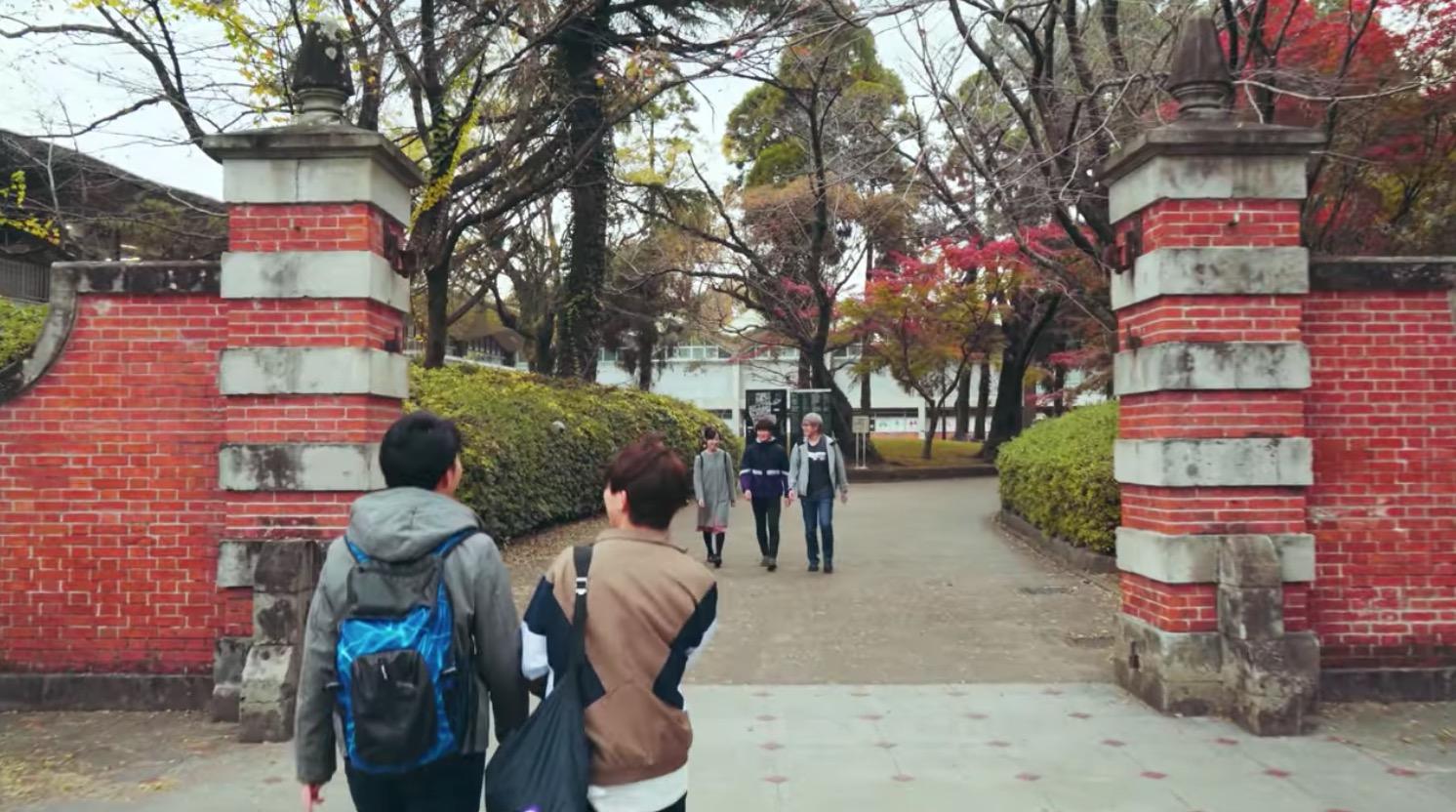 熊本大学を見てきたよ。国の重要文化財に指定されている建物が多数あるとばい!!